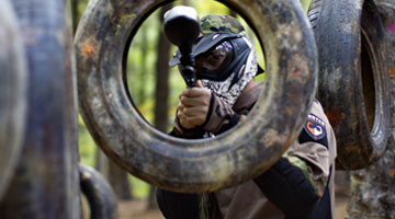 Paintball-Hunter